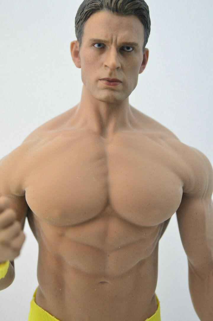 Phicen PL2016-M34 1 6 Scale Super Super Super Flexible Male Muscular Seamless Body Fit Man 52df33