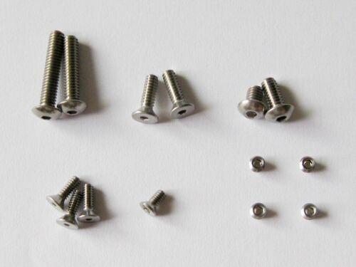 Crosman 14 Piece Stainless Steel Replacement Screw Set 2240 2250 1377 1322