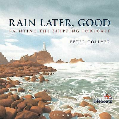 Rain Later Good: Illustrating the Shipping Forecast-ExLibrary