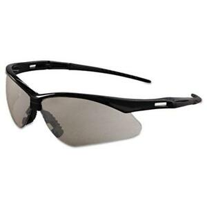 Black Frame Safety Glasses : Kimberly-Clark 25685 Nemesis Safety Glasses, Black Frame ...