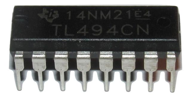 TL494CN TL494 Pulse-Width-Modulation Control Circuit DIP16