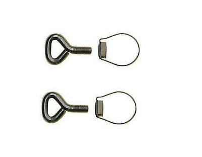 Awning /& Tent Pole Adjustable Clamps Pack Of 2 3 Different Sizes
