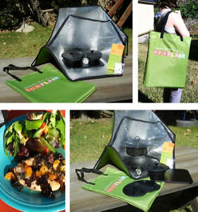 Sunflair Solar Panel Style Cooker Ebay