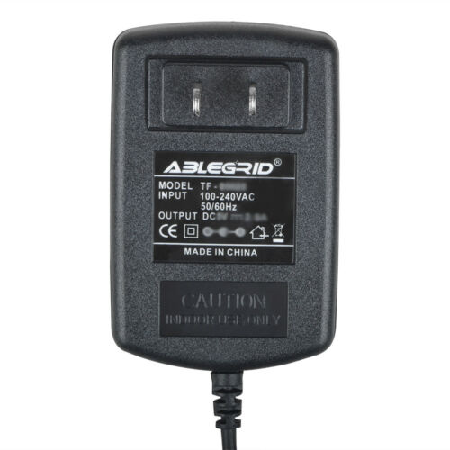 AC Adapter Charger For Double Power DOPO TD 1010 10.1 Internet Tablet Power Cord