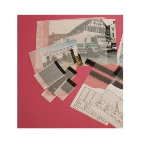 UK Stock Pack of 500 NB009 Kenro Negative Bags 8.5x10.5 Inch for 8x10 Inch