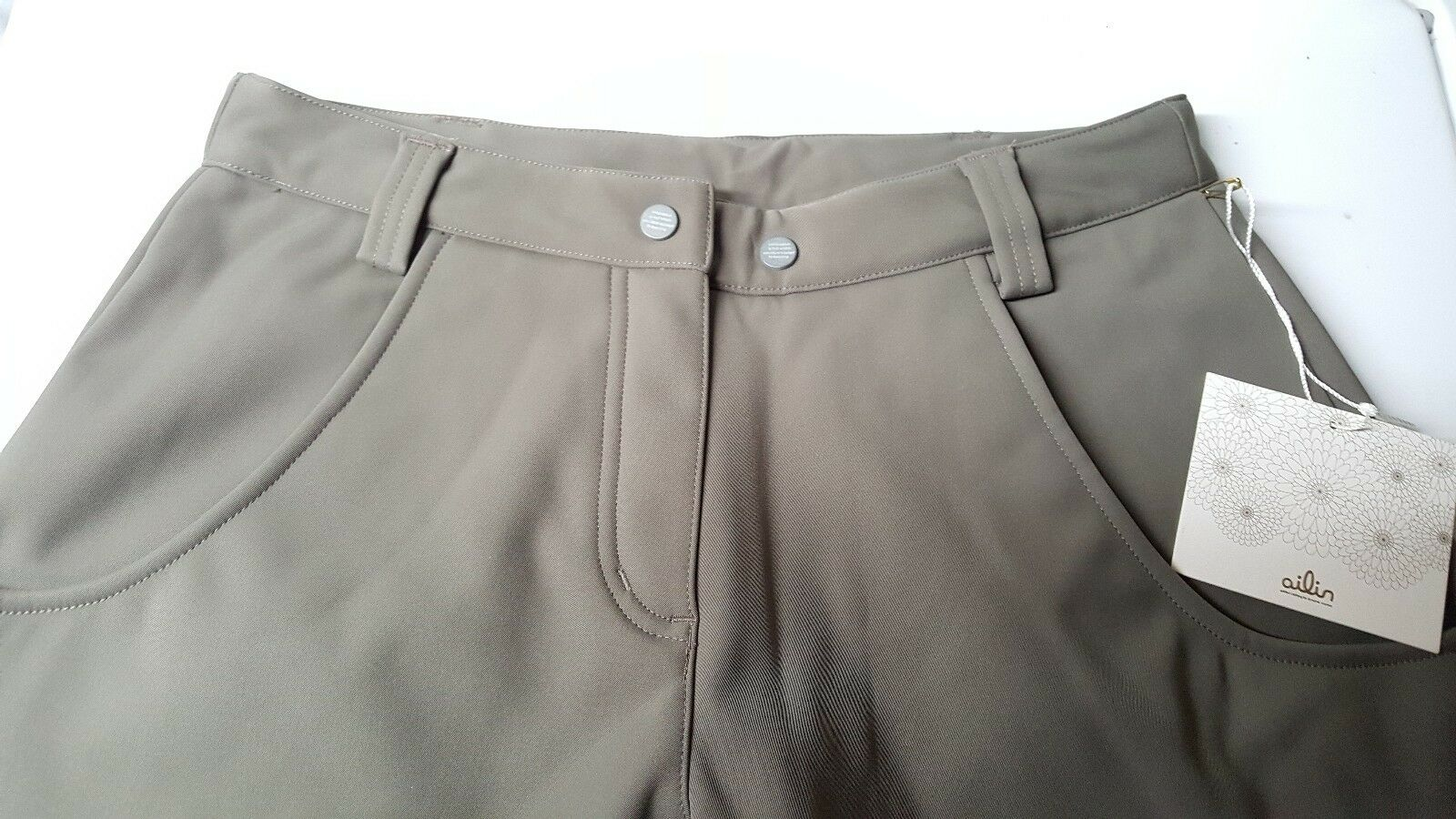 Ailin womens snow pants  new size s