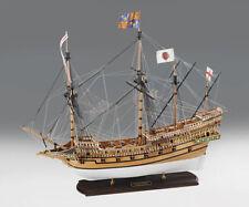 "Amati Elizabethan Galleon Revenge 35"" Wooden Tall Ship Model Kit Victory Series"