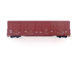NOKL Thrall Box Car Assorted Road #'s N scale - Red Caboose #RN-17435 vmf121