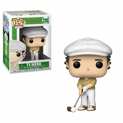 "Caddyshack TY Webb 3.75/"" POP Figura In Vinile Film Funko 720 NUOVO"