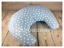 DELUX-BREAST-FEEDING-MULTIPURPOSE-SUPPORT-PILLOW-MATERNITY-NURSING-WITH-COVER thumbnail 94