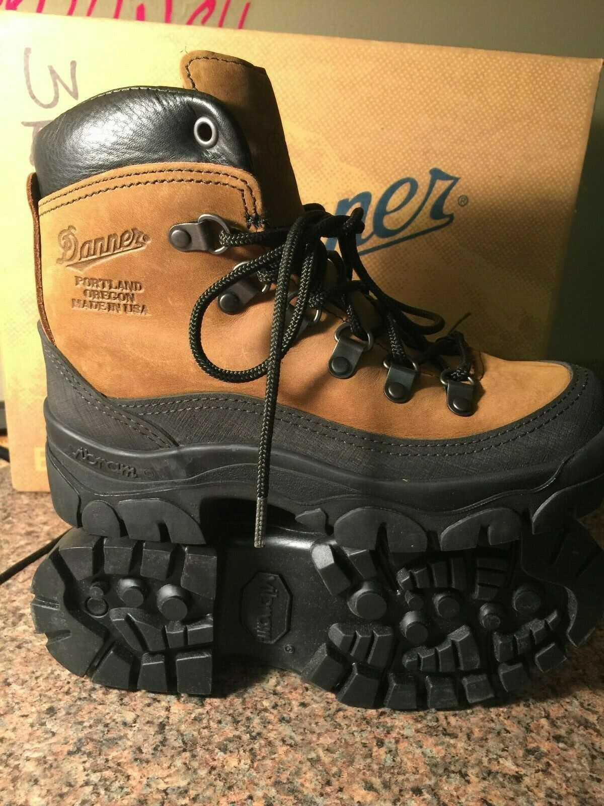 New Danners Mountain Combat Hiking stivali  Dimensione 3R