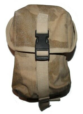 Britische Koppeltasche für Feldflasche DPM Desert Molle Armee Pouch Gürteltasche