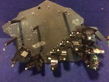 Cvi Melles Griot Optic Table With 11 Optics 16 X 11
