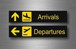 Sticker airport macbook arriva...