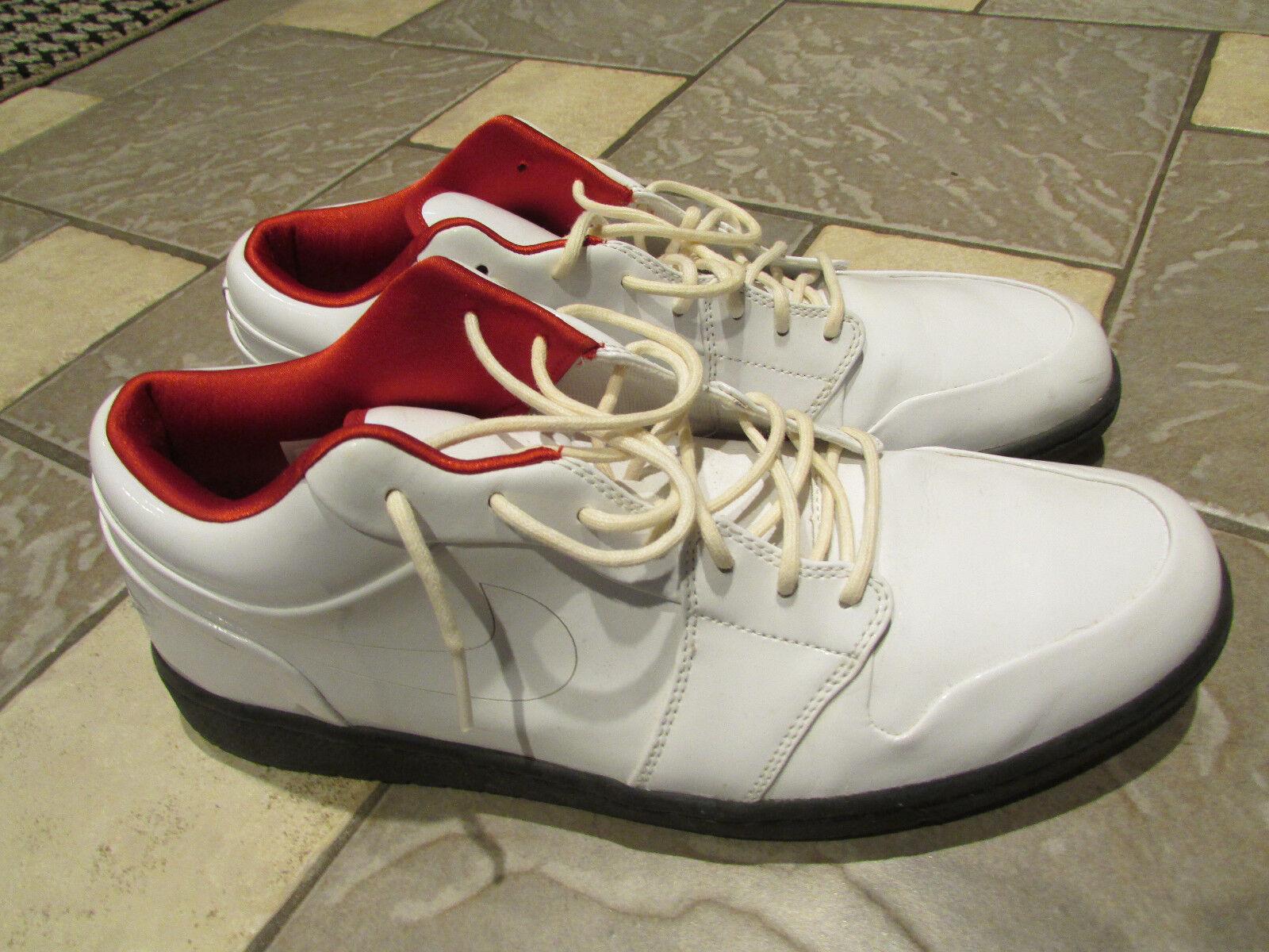 Nike scarpe air jordan phat basso smoking scarpe Nike da ginnastica bianche Uomo 14 365763 664dab