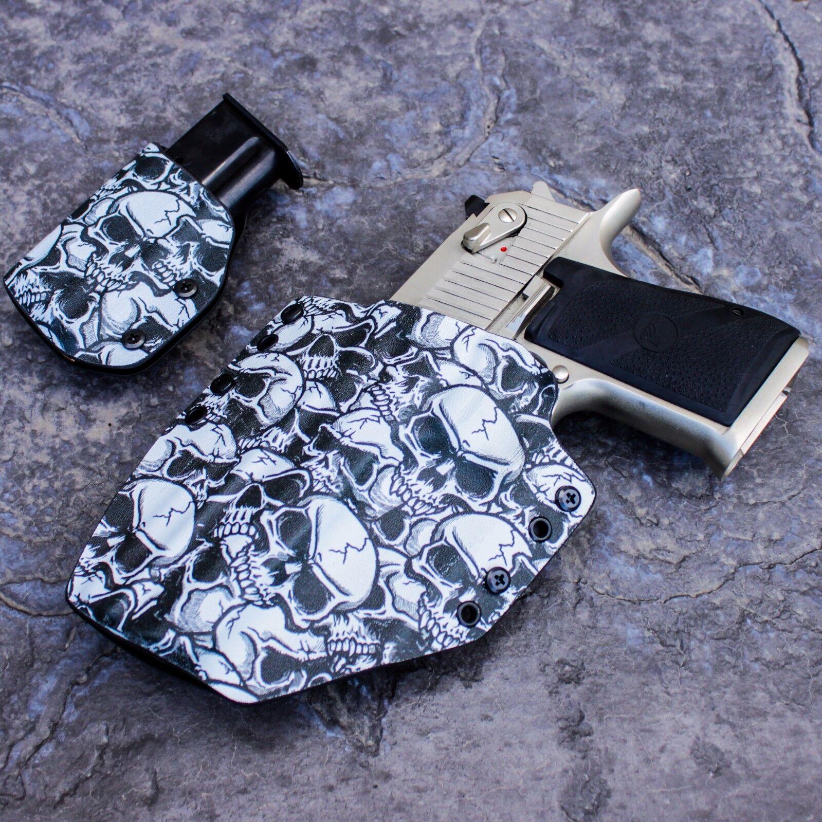 GMI Fundas-Desert Eagle con diseño impreso de cráneo