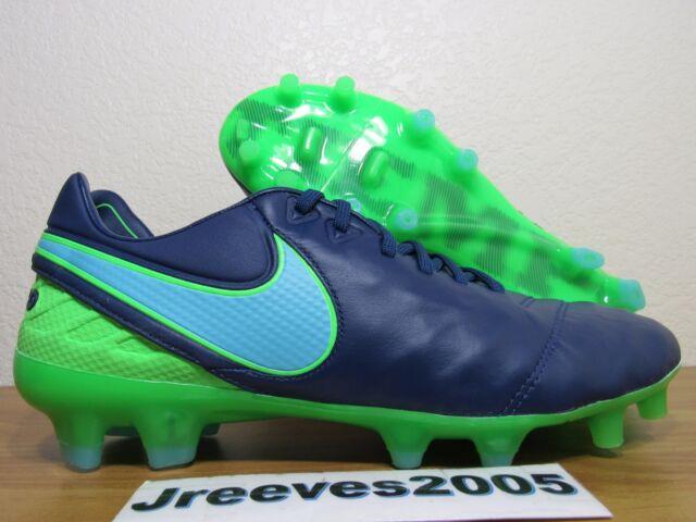 d61885d82 Nike Tiempo Legend VI FG Soccer Cleats Sz 7 100% Authentic ACC 819177 443