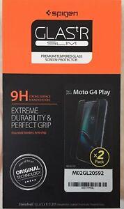 Spigen-Glastr-SLIM-Premium-Tempered-Glass-Screen-Protector-9H-for-Moto-G4-Play-2