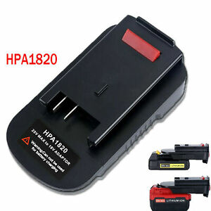 20V-To-18V-Li-Ion-Battery-Adapter-HPA1820-For-18V-Cordless-BLACK-amp-DECKER-Tools