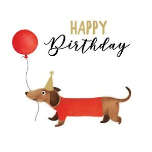 Cocker Spaniel Puppy Music Luxury Glitter Birthday Greeting Card Dog Lovers Home Furniture DIY Celebrations