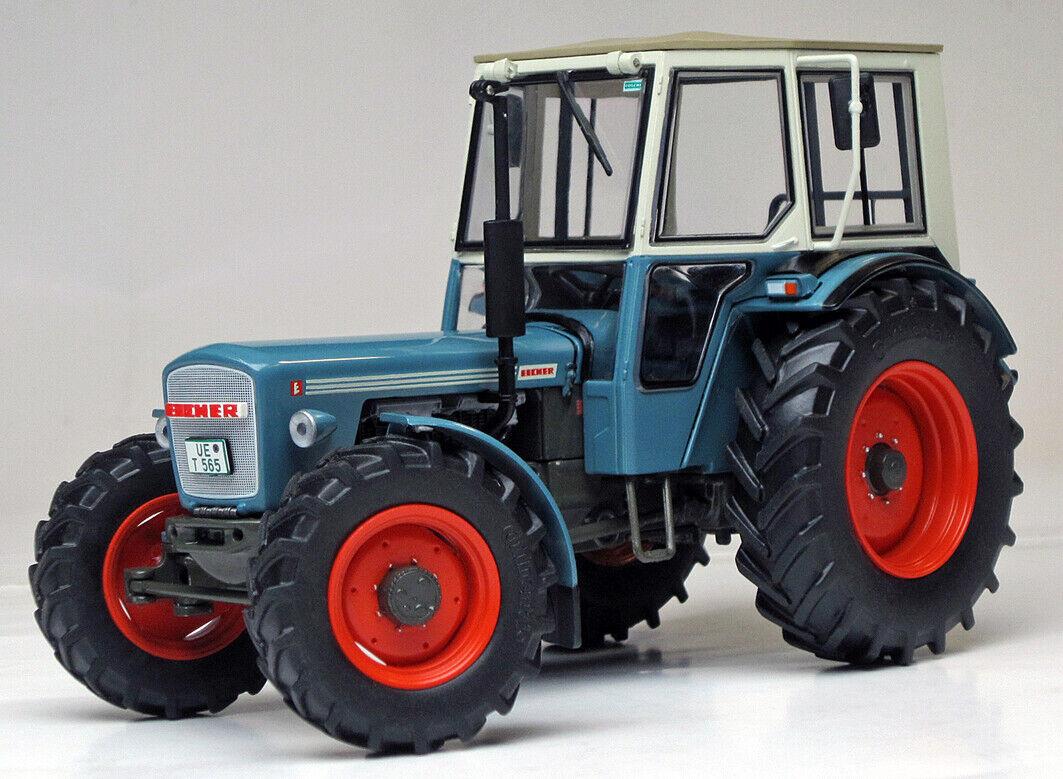 1060 1060 1060 Eicher Wotan II (3014) avec Canopée (1968 - 1976) 1 3 2 Weise -toys 69a3b2