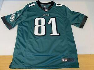 Details about Nike Philadelphia Eagles Jordan Matthews Jersey Size Mens NFL #81 Green - XL