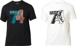 Fox-Racing-Heritage-74-T-Shirt-Short-Sleeve-Graphic-Tee-Mens-Motocross-MX-MTB