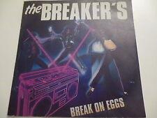 45 Tours BREAKER'S Break on eggs 106501