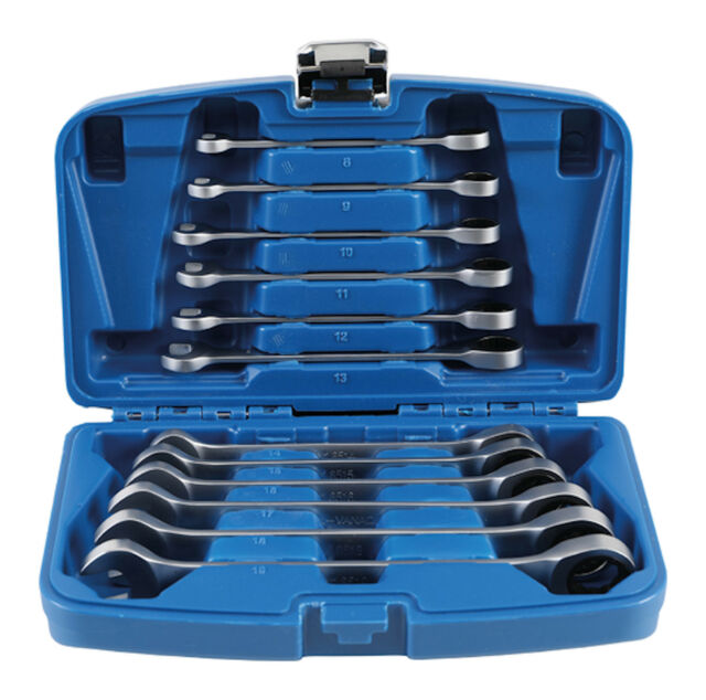 Ratschenschlüssel 5-tlg Zoll Werkzeug Satz neu Ratschen Ringschlüssel Set BGS