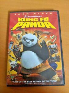 Kung Fu Panda Dvd Full Screen 97361392646 Ebay