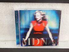 Madonna MDNA Edited cd