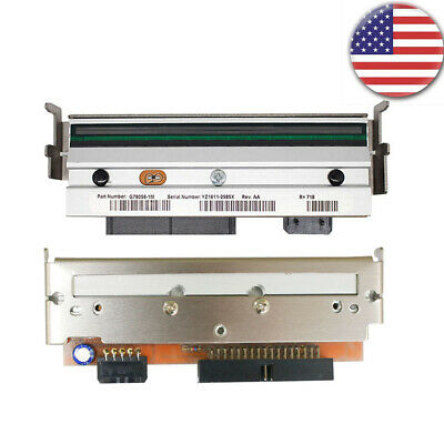 Zebra G41400M Print Head for S4M 203DPI 100/% Guaranteed Ships from USA NEW