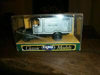 Corgi Classics Ford Thornycroft Van In Asda Livery