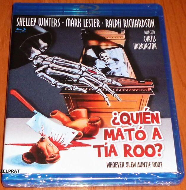 QUIEN MATO A TIA ROO / WHOEVER SLEW AUNTIE ROO ? -English Español - Precintada