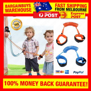 Child-Safety-Harness-Leash-Anti-Lost-Adjustable-Wrist-Link-Traction-Rope