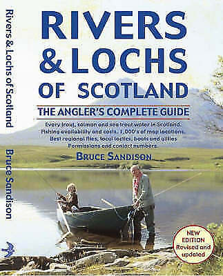 Rivers and Lochs of Scotland by Sandison, Bruce, Good Book (Mass Market Paperbac