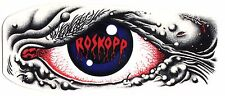 SANTA Cruz Rob Roskopp skateboard degli occhi adesivo-Skate sk8 lo skateboard NUOVO Vecchio