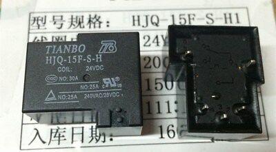 2pcs HJQ-15F-S-Z 12VDC TIANBO Relay 6Pins