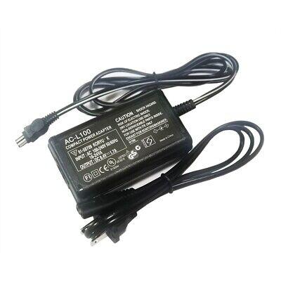 DSC-F717 DSC-F828 Digital Camera AC Power Adapter Charger for Sony Cyber-Shot DSC-F707