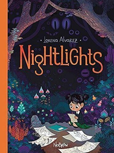 1 of 1 - Nightlights, Very Good Condition Book, Lorena Alvarez Gomez, ISBN 9781910620137