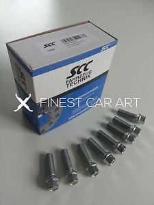 30mm-2x-15mm-SCC-Spurverbreiterung-Schrauben-Audi-A3-8L-A1-8X-TT-8N-A2