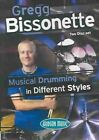 Gregg Bissonette Musical Drumming in Different Styles 2 Discs 2005 DVD