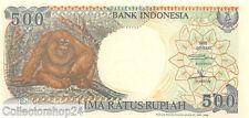 Indonesia 500 Rupiah 1992/1996 Unc Pn 128e