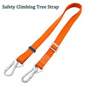 Boaton Safety Harness Tree Climbing Strap Gear Linemans