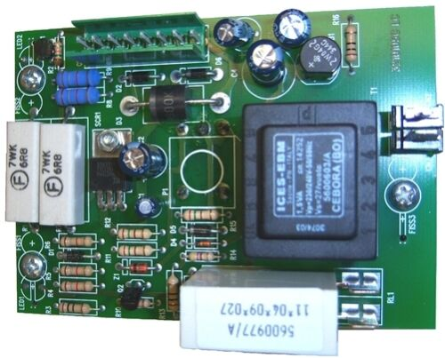 Solar//Century 880-594-000 Circuit Board