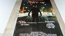 MANIAC COP   !   affiche cinema