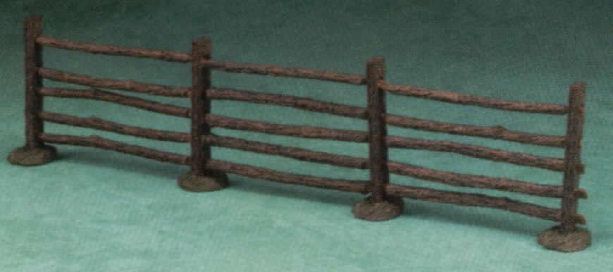 William Britain American Civil War Tunrpike Fence 17225 New Boxed