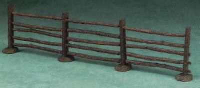 Ambitieus William Britain American Civil War Tunrpike Fence 17225 New Boxed