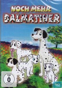 Noch-mehr-DALMATINER-DVD-Zeichentrick-Spass-fuer-die-ganze-Familie-NEU