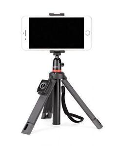Joby-JB01550-BWW-All-In-One-TelePod-Mobile-Tripod-Black-Selfie-stick